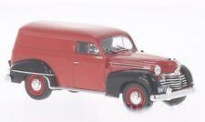 Whitebox WHT070 - Opel Olympia rouge foncé/noir - 1950   1/43
