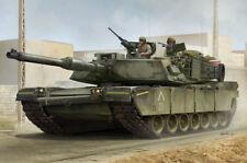 Char de combat US M1A1 AIM ABRAMS, 2005 - KIT TRUMPETER 1/16 n° 00926