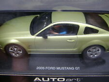 AUTOART 13051 ANALOGICO AUTO PISTA SLOTCAR FORD MUSTANG GT ROSSO 1:3 2