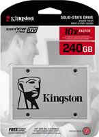 Kingston 240GB SSD UV400 2.5' SATA III Internal Solid State Drive