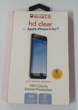 ZAGG invisibleSHIELD HD Case Friendly Screen Protector for Apple iPhone 6 6s 7