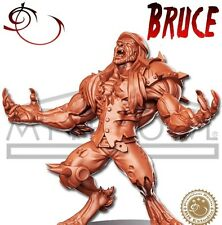 RN Estudio Bruce Werewolf Heavy Metal Singer Star Player