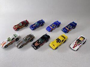 Vintage Hot Wheels Blackwalls Funny Cars / Race Cars (9) - VHTF - Excellent!