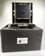 Ebony Rsw45 Ti 4x5 Large Format Field Camera Film Rare Mint In Box