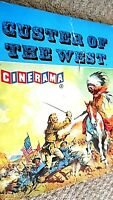 CUSTER OF THE WEST (1967) CINEMA FILM MOVIE SOUVENIR BROCHURE (CINERAMA)