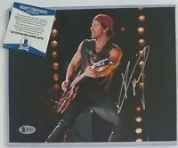 KIP MOORE SIGNED 8X10 PHOTO BECKETT BAS COA COUNTRY MUSIC SINGER AUTOGRAPHED