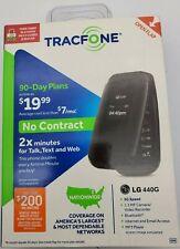 LG 441G (TracFone) Smartphone - Black