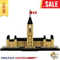 MOC-0182 Parliament Buildings of Canada Architecture Parliament Building Blocks