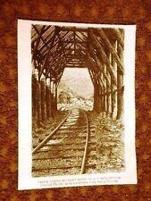 Sierra Nevada Ripari neve Ferrovia Central Pacific