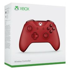 Controller Wireless per microsoft Xbox - RED Bluetooth®