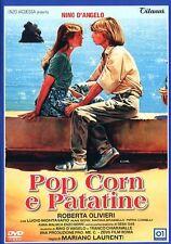 POP CORN E PATATINE  DVD COMICO-COMMEDIA