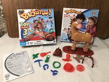 Hasbro Disney Pixar Toy Story 3 Movie Buckaroo Bullseye Horse Game Age 4+