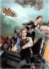 Final Fantasy 12 XII Art Museum Premium Edition Trading Card P-010 Balthier Fran