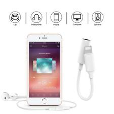 iPhone  7  Earphone Adapter Lightning to 3.5mm Cable Audio Aux iOS 10.2 & Below