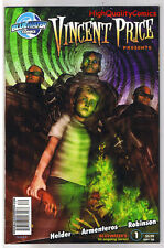 VINCENT PRICE #1 2 3 4 5 6 7 8 9 10-33, NM, Horror, 2008, more VP in store,  A