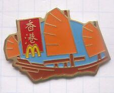 M / CHINA / DSCHUNKE    ............. Mc Donald´s-Pin (134e)