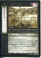 Lord Of The Rings CCG Card EoF 6.U73 Scaffolding