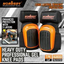 HORUSDY Knee Pads Pair Work Safety Senior GEL Cushion High Density Foam Padding