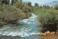 "Main Source of the Jordan River, Fleuve ""Banias"" Fleuve Jourdain"