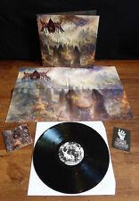 Blackevil – The ceremonial Fire LP Gatefold Black Vinyl Black Thrash Metal