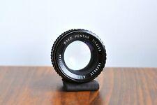 PENTAX Asahi SMC PENTAX  50mm  f/1.4 , Pentax PK mount Lens,  * Good Condition *