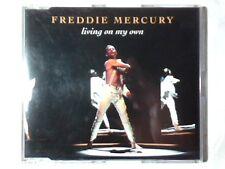 FREDDIE MERCURY Living on my own cd singolo HOLLAND QUEEN