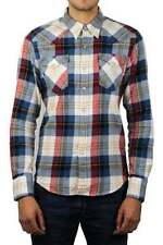 Levi's Cotton Plaid Casual Shirts & Tops for Men
