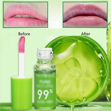 99% ALOE VERA Jelly Lipstick Change Color Temperature Moistourizing Lip Makeup~~