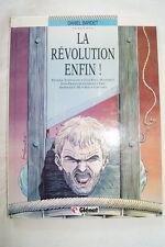 LA REVOLUTION ENFIN BABEUF CAHIER DE DOLEANCES VERSAILLES PALLOY LOUISON BD