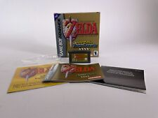 Legend Of Zelda A Link to the Past & Four Swords Nintendo GameBoy Advance (GBA)