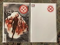 HOUSE OF X 1 2919 PEPE LARRAZ 2nd PRINT VARIANT VF/NM, POWERS OF X 1 BLANK F/VF-