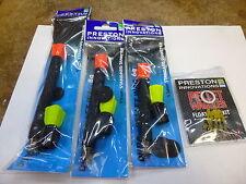 PRESTON INNOVATIONS  - DURA PELLET WAGGLERS FLOATS 6/8/10  gram wag kit !!