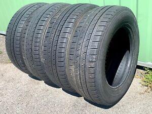 4 x Pirelli CARRIER 215 65 R16C 109/107T Transporter Ganzjahresreifen 8-9 mm