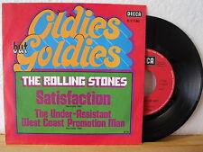 "7"" Single - THE ROLLING STONES - Satisfaction - Vinyl ungespielt / unplayed!"