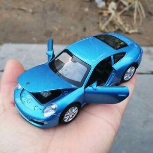 1:32 Porsche 911 Carrera S Alloy Metal Car Collection Model Miniature Toys Gift