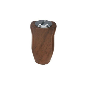 Wood Fishing Reel Handle Knob Grip Replacement Parts For S/D Bait Casting Reel