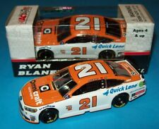 Ryan Blaney 2017 Omnicraft #21 Wood Brothers Ford Fusion 1/64 NASCAR Diecast
