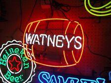 Antique Watney Neon Beer Light Sign Huge Man Cave Sale Check It