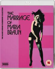 The Marriage of Maria Braun Blu-ray (2016) Hanna Schygulla ***NEW***