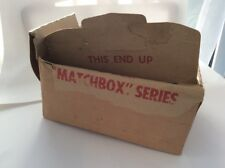 Original 'Matchbox Series' Outer/Delivery Box