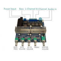 digital power amplifier TPA3116D2 2.1 high-power board subwoofer bass board