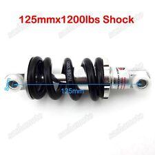 125mm 1200LBS Rear Shock Suspension For Dirt Pocket Bike Mini ATV Quad Scooter
