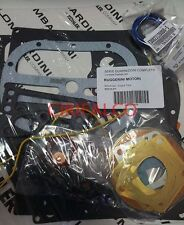 Gasket set and Oil seal for Lombardini 12LD 477 - Ruggerini RD210 - 211
