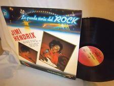 JIMI HENDRIX-LA GRANDE STORIA DEL ROCK 31-ITALY UNPLAYED LP