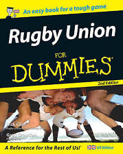 Rugby Union For Dummies, Second Edition (UK Version), Cain, Nick, Growden, Greg,