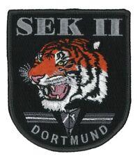 Abzeichen Patch Polizei NRW SEK Dortmund II