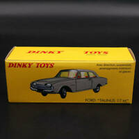 1/43 DeAgostini Dinky toys 559 Ford Taunus 17M Diecast Models Collection
