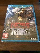 Devil's Third (Nintendo Wii U, 2015) New & Sealed
