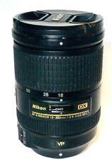 Nikon AF-S DX NIKKOR 18-300mm F/3.5-5.6G ED VR great shape no defects