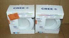 "2 Cree 100W 6"" LED Recessed Downlight Soft White 2700K 1100 Lumen 849665021797"